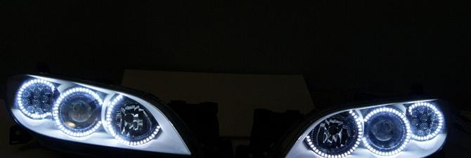 Тюнинг своими руками светодиодами фото 718