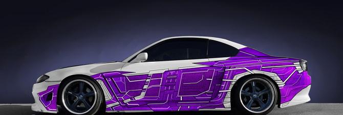 Винилография на авто – как сделать машину ярче
