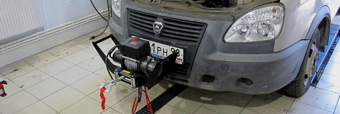 Автомобильная лебедка электрического типа – секреты изготовления из подручных средств