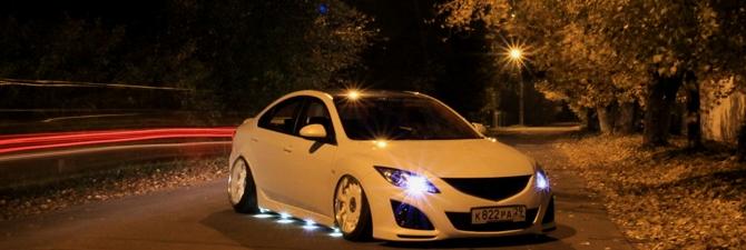 Установка подсветки днища автомобиля – эффективные решения!