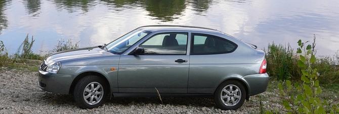 Тюнинг купе Лада Приора – как исправить ошибки производителя