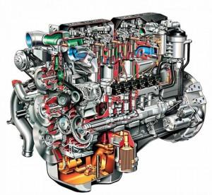Современные дизельные двигатели – как они работают?