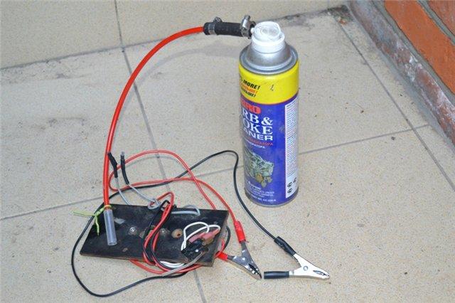 Как промыть инжектор своими руками? Какие бывают методы очистки?