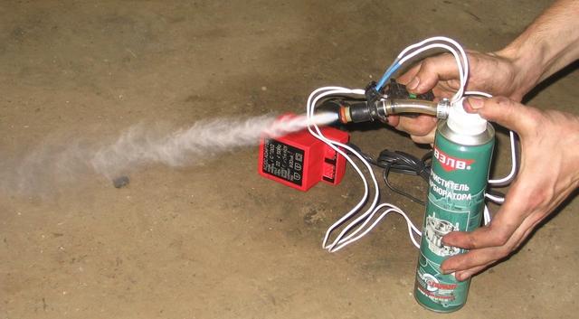 Как прочистить инжектор своими руками без снятия
