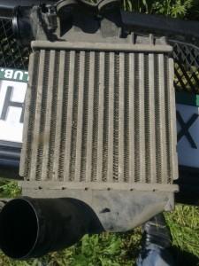 Почему чистка интеркулера увеличит мощность двигателя? фото