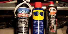 Все аспекты выбора и использования очистителя дроссельной заслонки