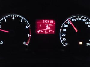 Измерение расхода топлива