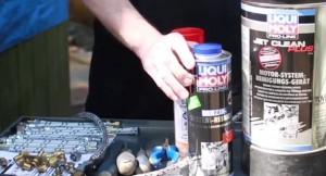 Химия на службе автомобилистов – комплексная очистка инжектора