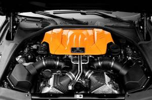 Фото двигателя BMW F10, bmw-kraft.ru