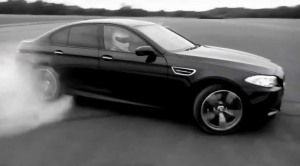 Фото BMW F10 после чип-тюнинга, youtube.com
