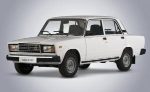 На фото - ВАЗ 2107, auto.yandex.ru