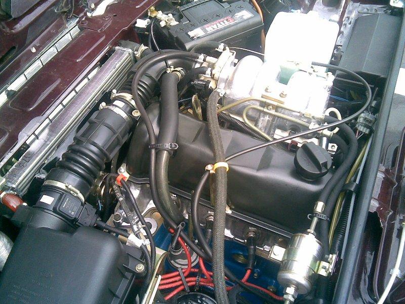 Мощность двигателя на ваз 2107