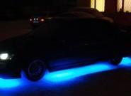Запрещена ли подсветка днища авто – даем ответы на все вопросы
