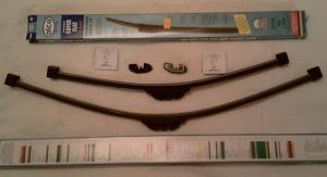Щетки стеклоочистителя для Лада Гранта – учимся выбирать нужный размер Видео, TuningKod