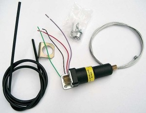 Фото электромеханического замка Mul-T-Lock для капота, auto-signalki.com