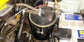 Адсорбер системы улавливания топливных паров – как работает и от чего ломается деталь