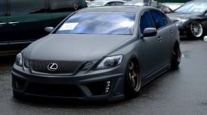 Фото автомобиля покрашенного жидкой резиной, autoflit.ru