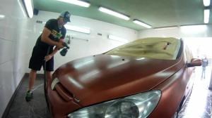 Фото покраски автомобиля жидкой резиной своими руками, youtube.com