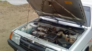 Фото двигателя ВАЗ-21099 инжектор, drive2.ru