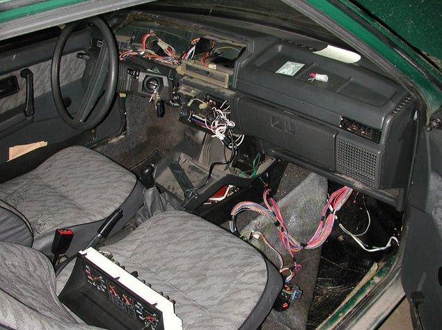 электропроводки ВАЗ-21099