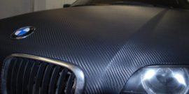 Карбоновая пленка – создание уникального стиля автомобиля