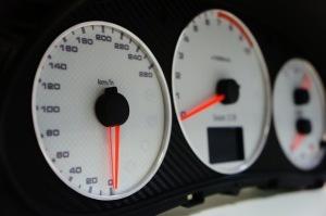 Фото панели приборов AMC-2 для тюнинга ВАЗ 2114, drive2.ru
