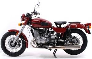 Фото современного мотоцикла Урал, sportcarhub.info