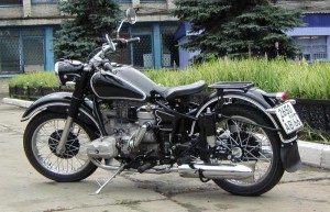 Фото мотоцикла Урал после технического тюнинга, zabarankoi.ru