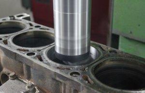 Фото расточки диаметров цилиндров двигателя ВАЗ классика, autostuling.ru