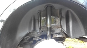 Фото замены задних подкрылков на Форд Фокус, drive2.ru