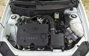 На фото - чип-тюнинг двигателя Приоры, drive2.ru