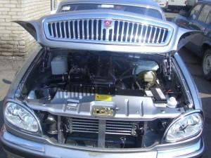 На фото - модернизация двигателя ГАЗ 31105, mashintop.ru