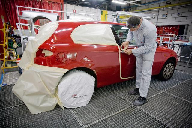 Фото защиты деталей авто от покраски