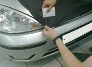 Винил на авто – универсальный метод стайлинга