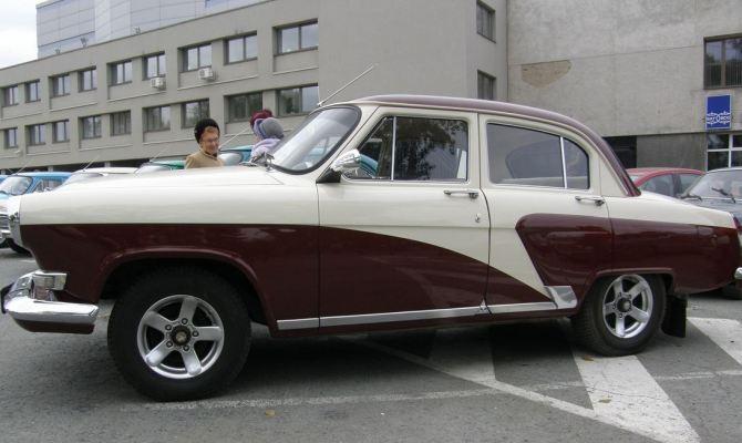 Фото внешнего тюнинга ГАЗ 21