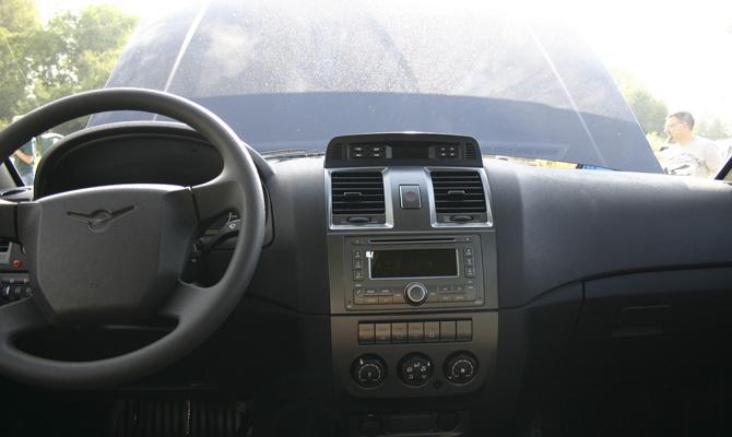 Бортовая система УАЗ