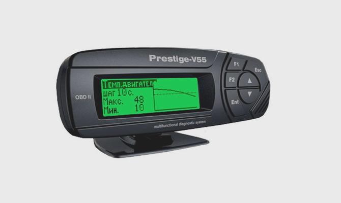 Модель V55-01 Prestige