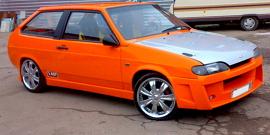 Тюнинг ВАЗ 2113 – варианты улучшений автомобиля