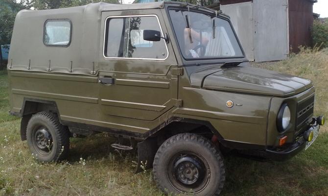 Автомобиль ЗАЗ 969В