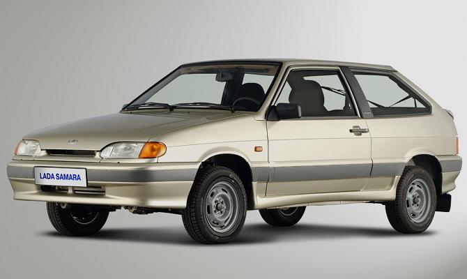 Отечественный автомобиль ВАЗ 2113