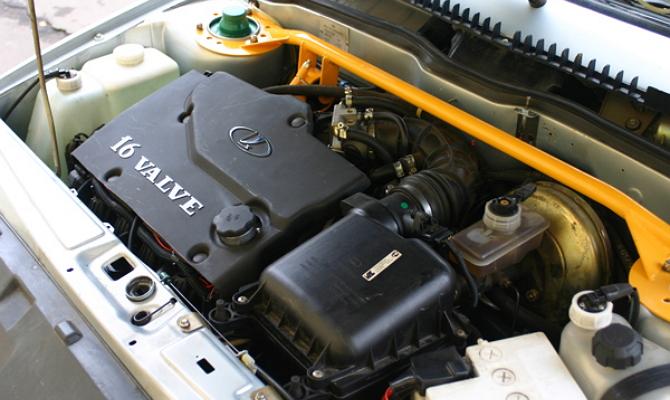 16-клапанный мотор Лады 2113