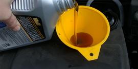 Вязкость моторного масла – что означает этот показатель?