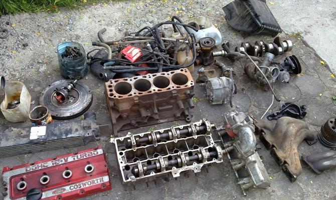 Доработка цилиндров двигателя