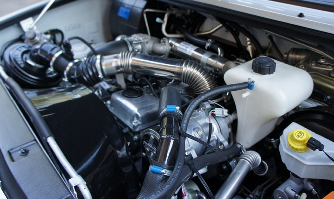 Улучшение двигателя УАЗ Патриот – как разбудить монстра фото