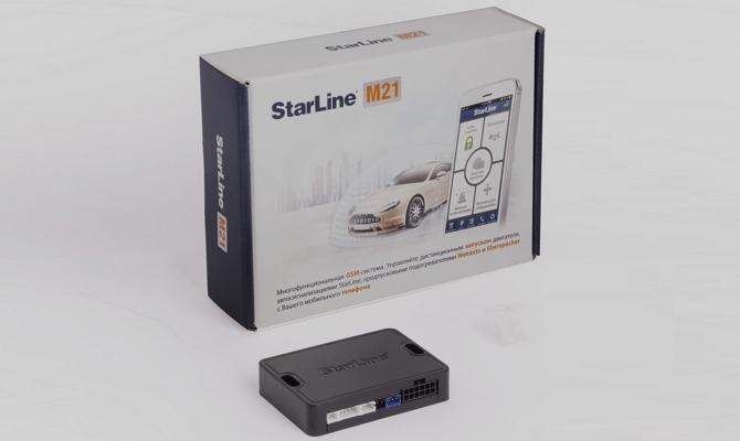 Модуль GSM от угона автомобиля