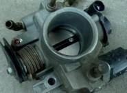Дроссельная заслонка ВАЗ 2114 – полная промывка и эффективная доработка