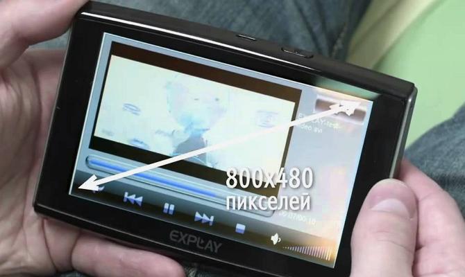 Популярное устройство Explay ND-53B