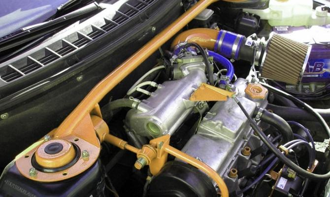 Модернизация мотора