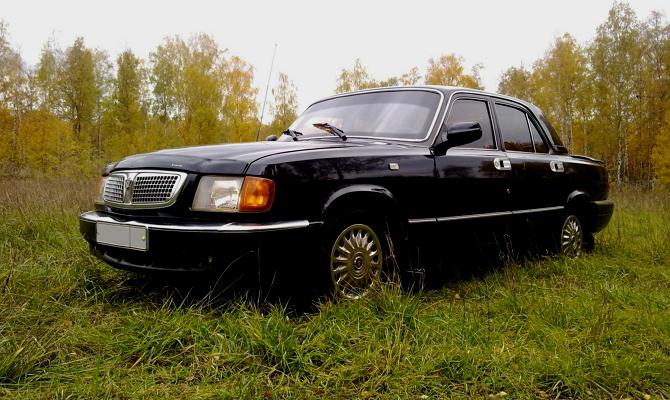 Модель Волга 3110