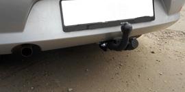 Фаркоп на Рено Логан – как установить ТСУ на свое авто?
